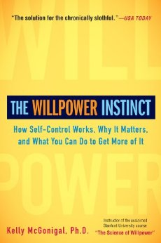 The Willpower Instinct – audiobook review and notes